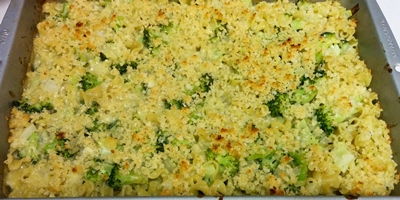 Main Dishes: Casseroles