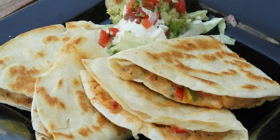 Main Dishes with Tortillas